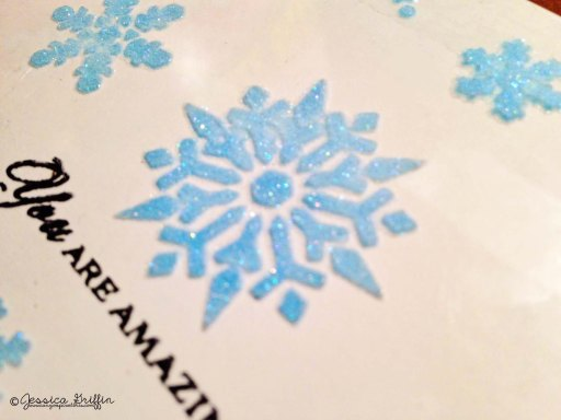 Snow Flake Detail